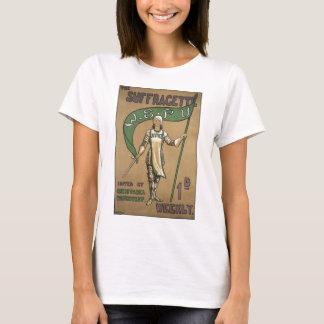 Suffragette Magazine T-Shirt