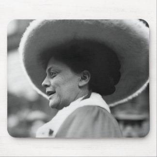 Suffragette que habla, 1908 tapetes de ratón