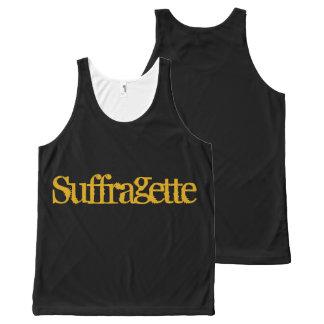 Suffragette Tank Top !