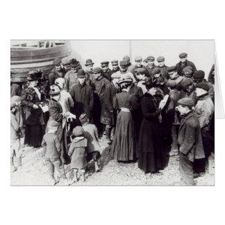Suffragettes en Hastings, 1908 Tarjetas