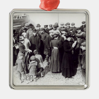 Suffragettes in Hastings, 1908 Christmas Ornaments