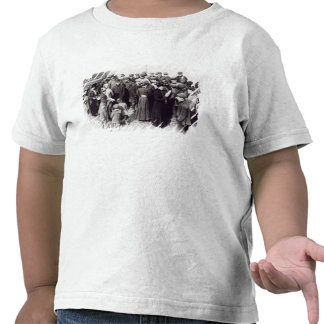 Suffragettes in Hastings, 1908 T-shirts