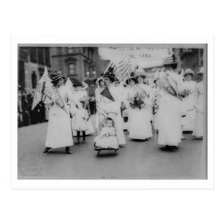 Suffragettes Votes for Women Vintage Postcard