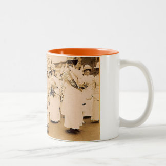 Suffragist Parade Mug