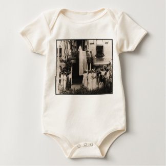 Suffragists Celebrate Ratification 19th Amendment Baby Bodysuit