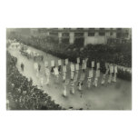 Suffragists Marching in New York City Print