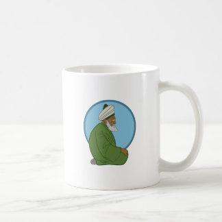 Sufi Man Coffee Mug
