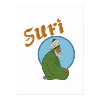 Sufi Postcard