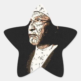 sufi sheik star sticker