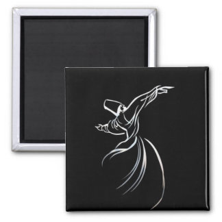 Sufi Whirling Magnet