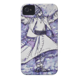 sufi whirling - NOVEMBER 21,2017 iPhone 4 Case