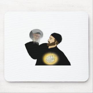 sufiWhirlerrumilookhand Mousepads