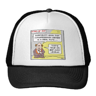sug congressmen weiner putz levels trucker hat