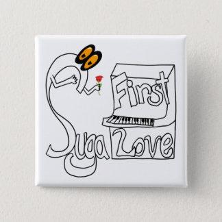 Suga First Love Button