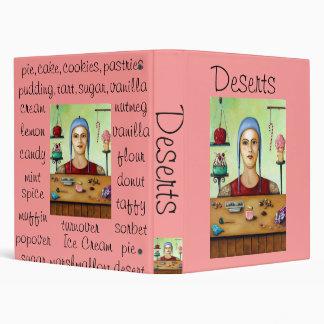 Sugar addict, Deserts binder