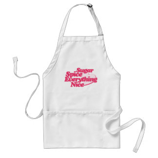 Sugar and Spice Adult Apron