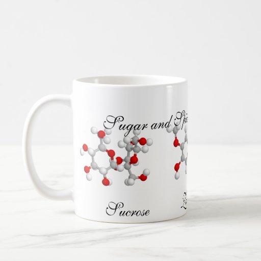 Sugar and Spice... Coffee Mugs