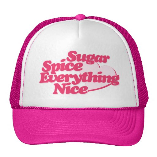 Sugar and Spice Hat