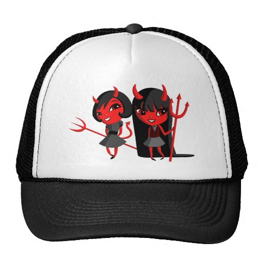 Sugar and Spice Trucker Hats