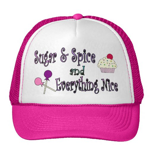 Sugar and Spice Hats