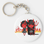 Sugar and Spice Keychains