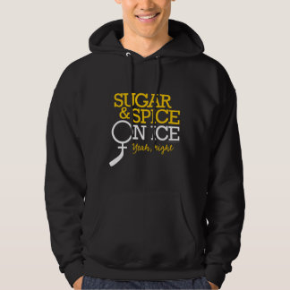 Sugar And Spice On Ice Hoodie