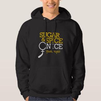 Sugar And Spice On Ice Sweatshirt