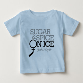 Sugar And Spice On Ice T-shirt