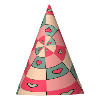 Sugar and Spice Party Hat 2