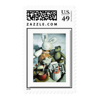 Sugar and Spice Postage Stamp
