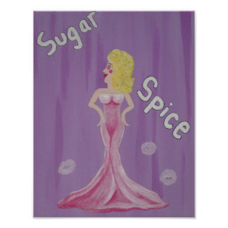 Sugar and Spice poster