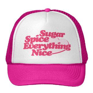 Sugar and Spice Trucker Hat