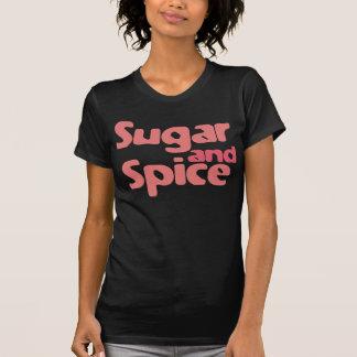 Sugar and spice t shirt