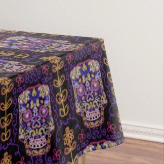 Sugar Art Skull Pattern Tablecloth