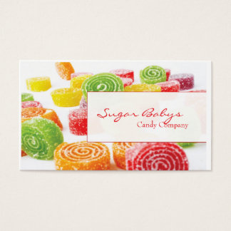 Sugar Baby Spring Business Cards