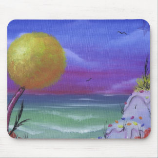sugar beach mousepad