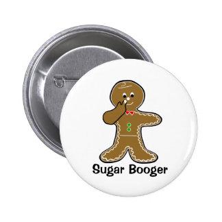 Sugar Booger Pinback Button