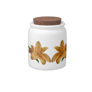Sugar Bowl/Candy Jar - Lily & Friend Candy Dish