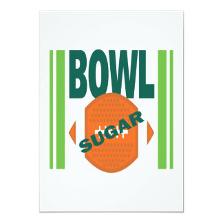 Sugar Bowl Card
