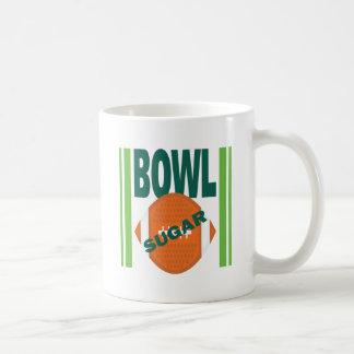 Sugar Bowl Classic White Coffee Mug