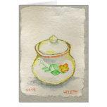 Sugar Bowl Watercolor Cards