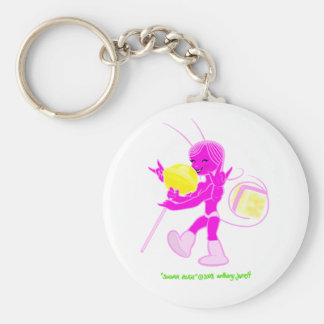 Sugar Bug 2 Keychain