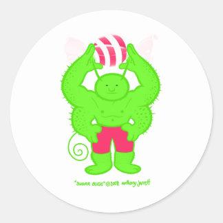 Sugar Bug 3 no logo Sticker