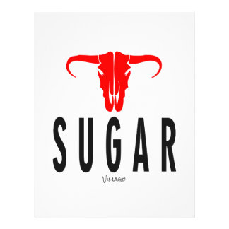 Sugar & Bull by Vimago Letterhead