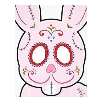 Sugar Bunny Series Custom Letterhead