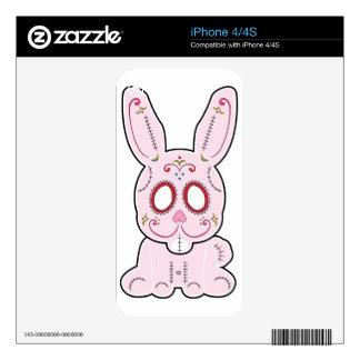 Sugar Bunny Series iPhone 4S Decals