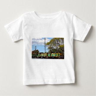 SUGAR CAIN TRAIN RURAL QUEENSLAND AUSTRALIA BABY T-Shirt