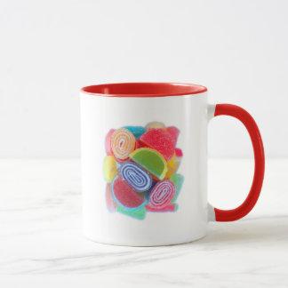 sugar candies mug