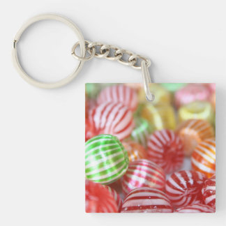 Sugar Candy Confectionary Keychain