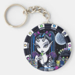 """Sugar"" Candy Store Fairy Keychain"
